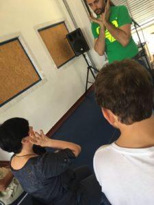 Summeer School Esquilibrio Teatro: masterclass di vocal training con Alex Imelio