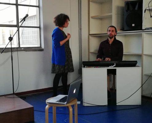 Lezioni in Studio di tecnica vocale
