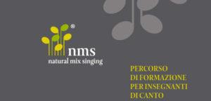 Natural Mix Singing teacher training. Percorso di formazione per insegnanti di canto
