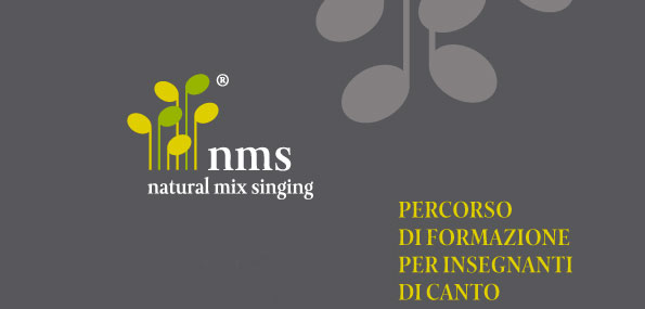 Natural Mix Singing teacher training. Percorso di formazione per insegnanti di canto