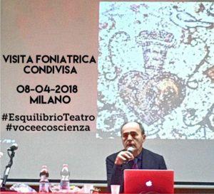 Dott. Franco Fussi: visita foniatrica condivisa