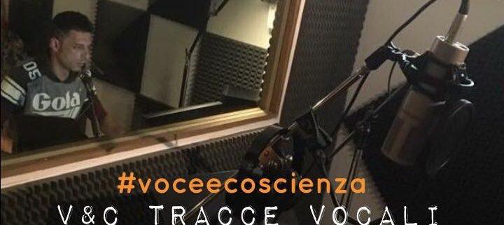 V&C Tracce Vocali: studio recording condivisa