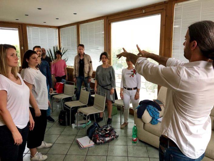 Natural Mix Singing teacher training - Maggio 2018