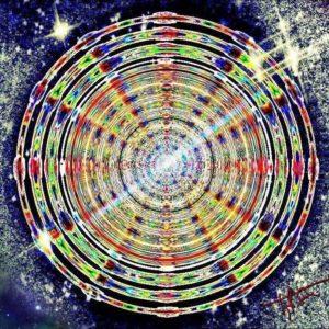 Sun Sky Sea & Universe - Laboratorio di Mandala Art