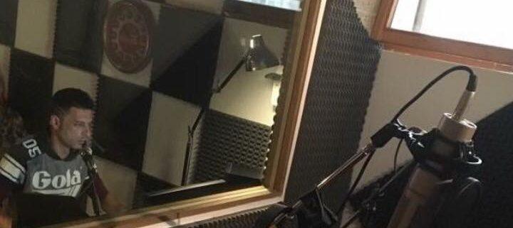 Voce & Coscienza Recording #3 Singend