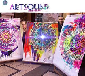 Art@sound Mandala Workshop II /delavnica II