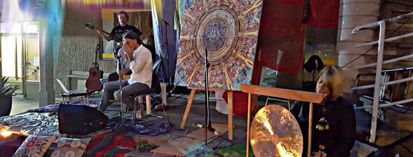 ArtSound mandala‎Art@sound Mandala Workshop II
