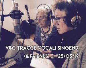 V&C Recording 2019 SINGEND & F.