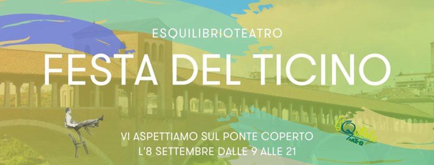 Stand Esquilibrio alla Festa del Ticino 2019