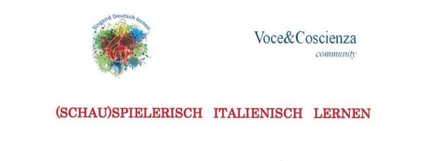 Singend Deutsch lernen - Imparare il Tedesco cantando - Laboratorio italiano per tedeschi