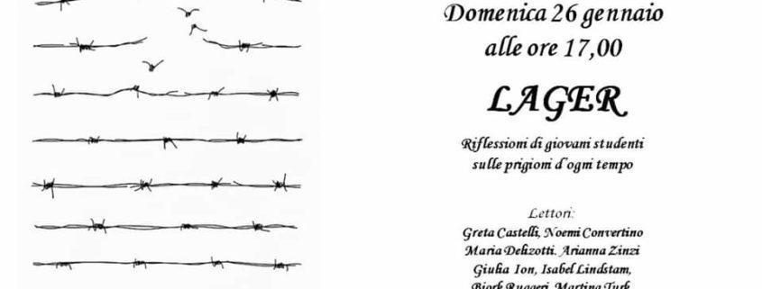 Lager - La Feltrinelli Pavia