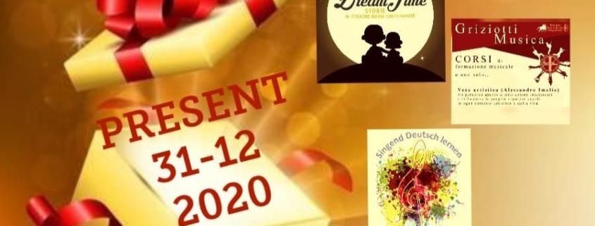 31 dicembre 2020: Present