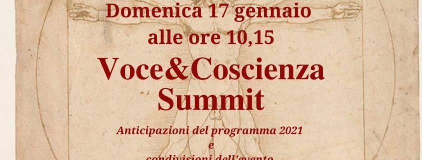 Voce&Coscienza Summit