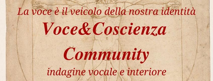 Voce & Coscienza