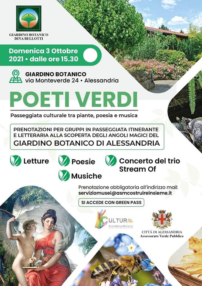Poeti Verdi - Consciuous Wave - Stream Of