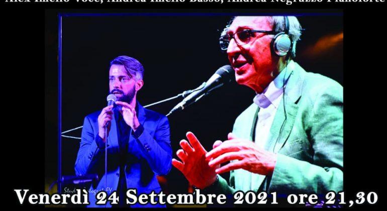 Recital Omaggio a Franco Battiato - Stream Of-Palazzo Cuttica